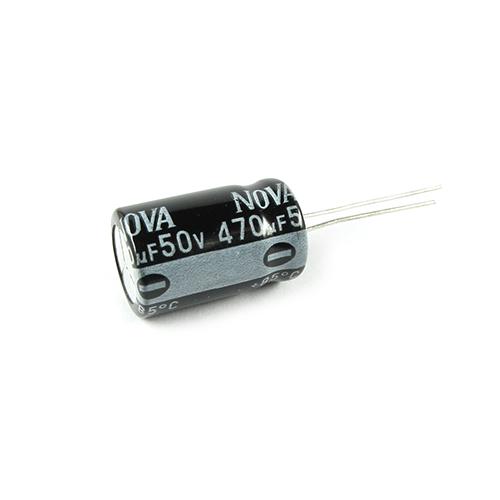 470uF/50V – Electrolyte Capacitor