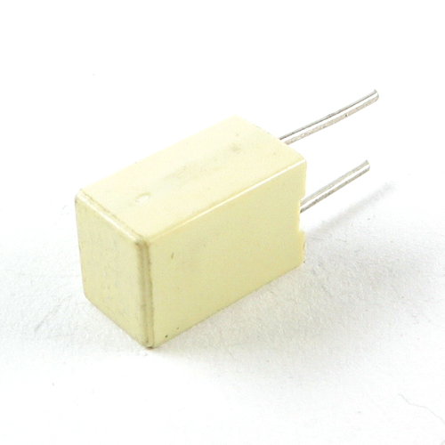 1uF (1000n)-63V-5% – Metallized Film Capacitor