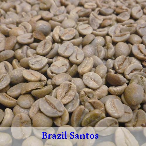 Brazil Santos, Natural 1Kg
