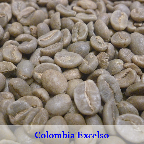 Colombia Excelso, Washed 1Kg