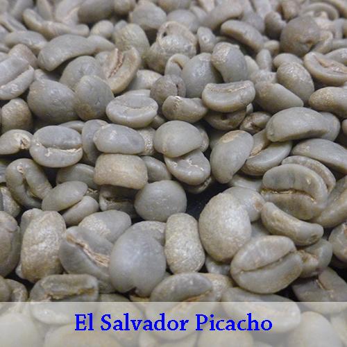 El Salvador Picacho Buorbon, Washed 1Kg