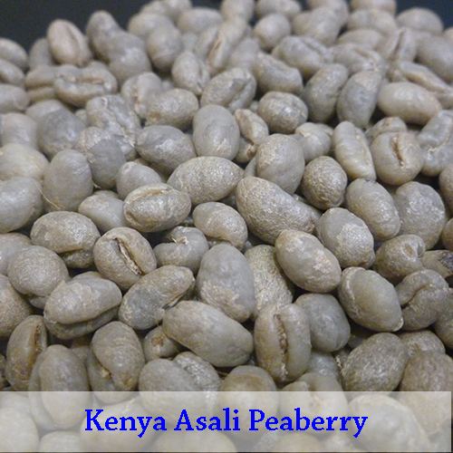 Kenya Asali Peaberry, Washed 1Kg