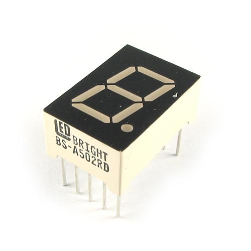BSA502RD LED BRIGHT