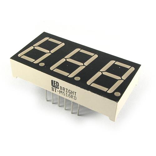 BTM516RD LED BRIGHT