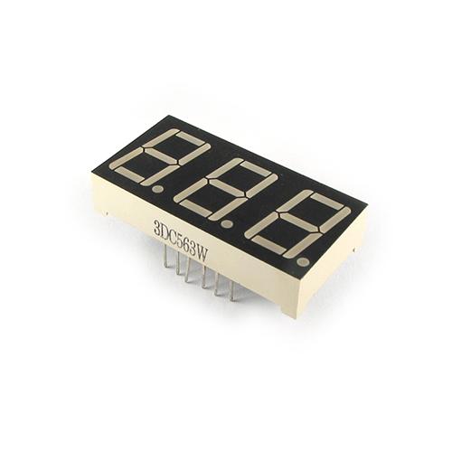 3DC563W SHIAN YIH LED