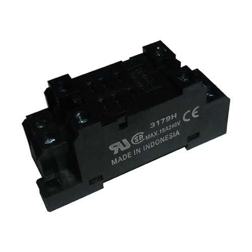 PTF08A-E RELAY SOCKET OMRON