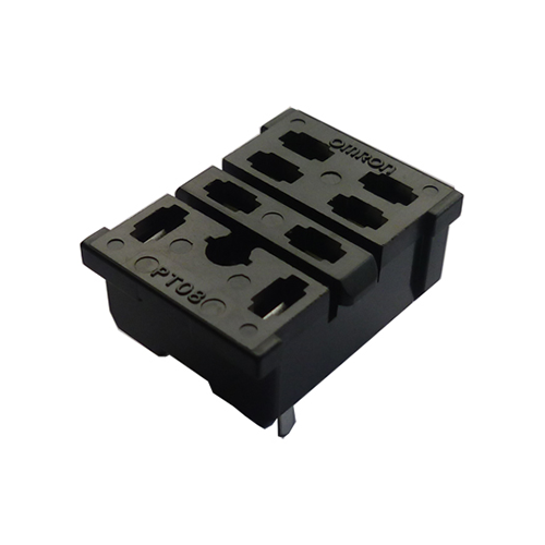 PT08-0 RELAY SOCKET OMRON