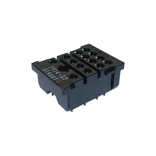 PY14-02 RELAY SOCKET OMRON