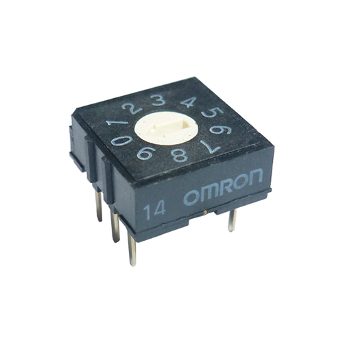 A6R-102RF ROTARY SWITCH OMRON