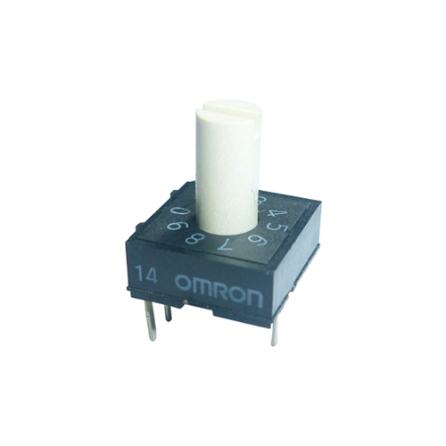 A6R-101RS ROTARY SWITCH OMRON