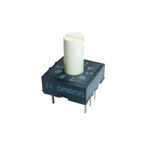 A6R-102RS ROTARY SWITCH OMRON