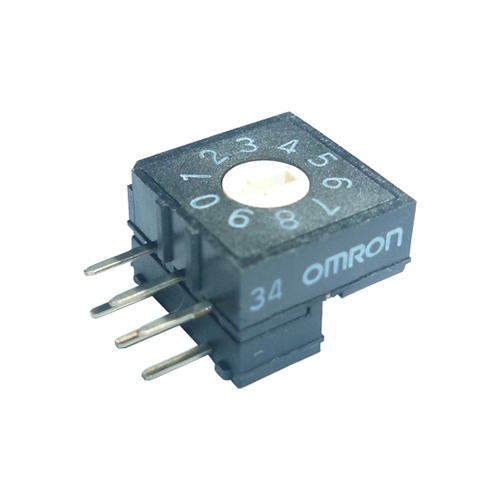 A6RV-102RF ROTARY SWITCH OMRON