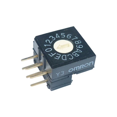 A6RV-162RF ROTARY SWITCH OMRON