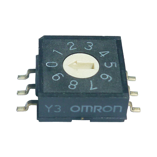 A6RS-102RF ROTARY SWITCH OMRON