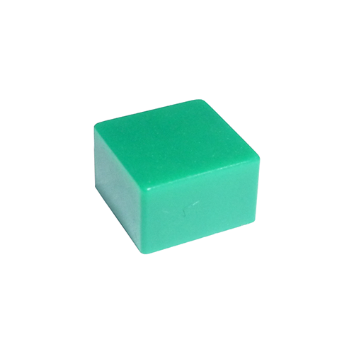 B32-1250 CAP GREEN SWITCH OMRON
