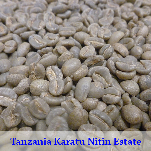 Tanzania Nitin Estate, Washed 1Kg