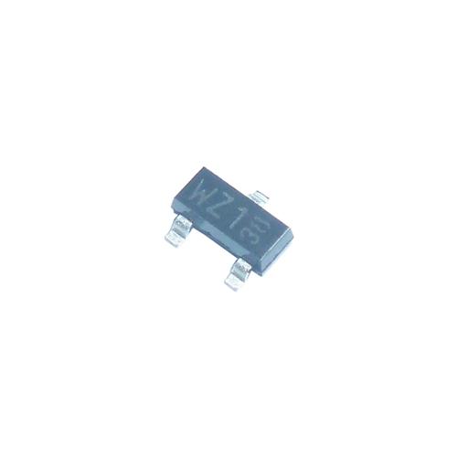 2V7 – BZX84B2V7 SOT-23 NXP