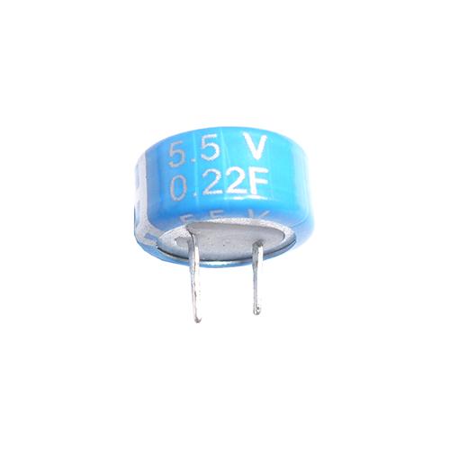 0.22F/ 5.5V Super Capacitor