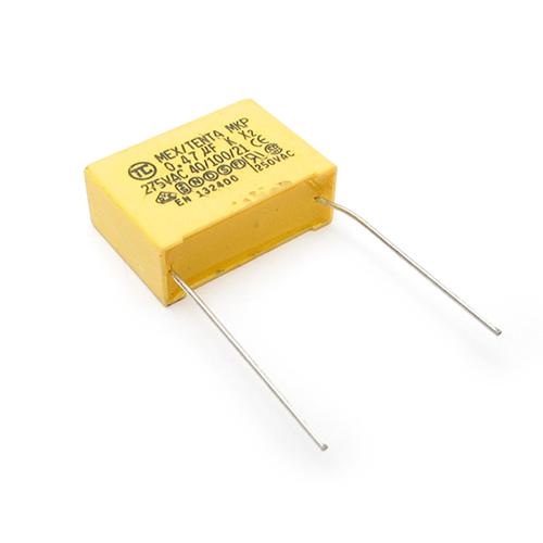 470N-275VAC-10% X2
