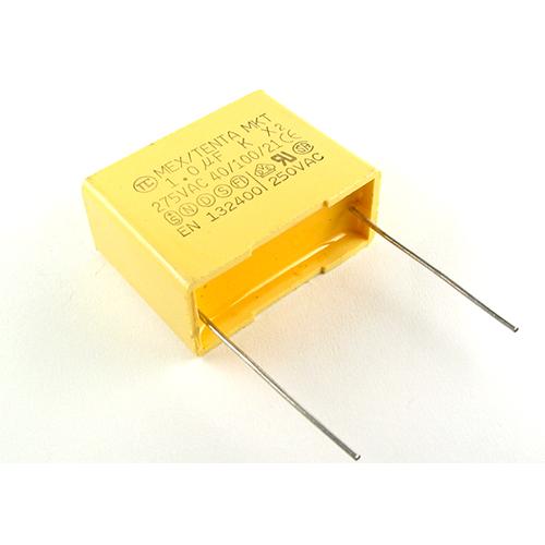 1uF-275VAC-10% X2