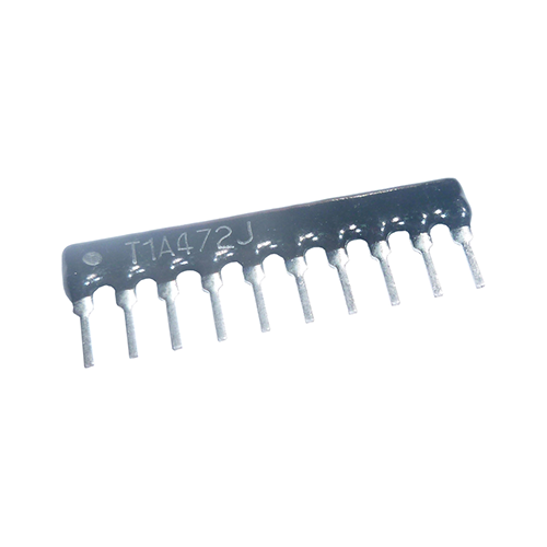 10-1-4K7 – Resistor Network
