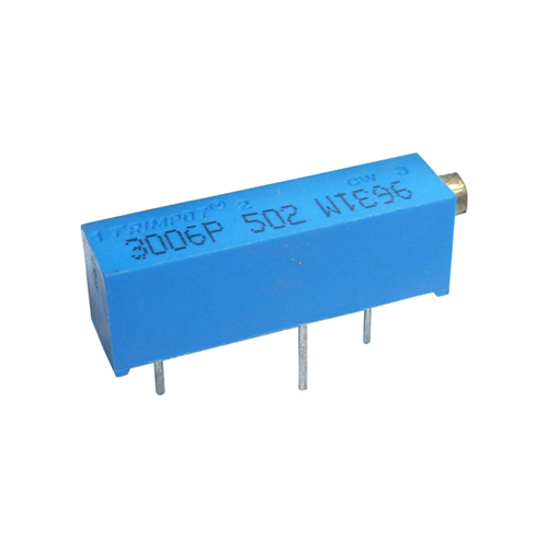 5K-3006P-1-502  BOURNS – Resistor Variable