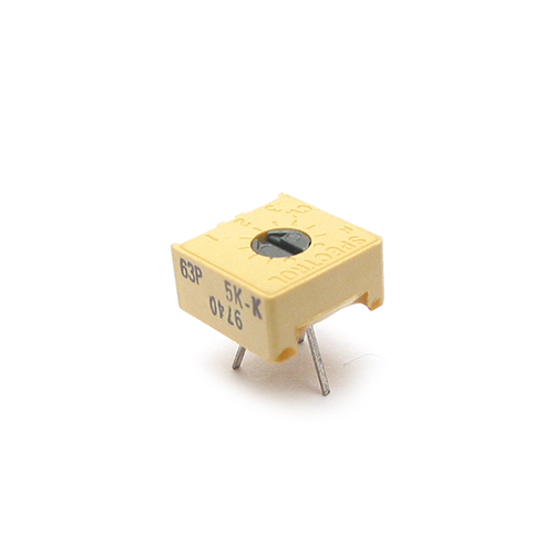 5K-63P502  SPECTROL – Resistor Variable