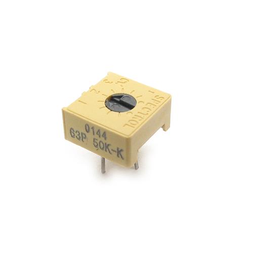 50K-63P503  SPECTROL – Resistor Variable