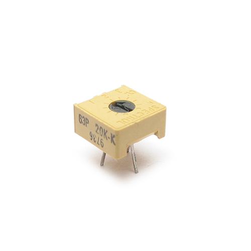 20K-63P203  SPECTROL – Resistor Variable