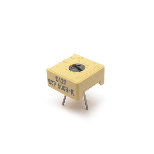 500R-63P501  SPECTROL – Resistor Variable