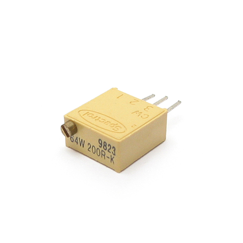 200R-64W201  SPECTROL – Resistor Variable