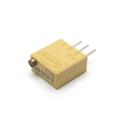 500R-64W501  SPECTROL – Resistor Variable