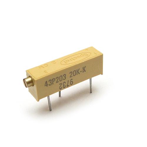 20K-43P203  SPECTROL – Resistor Variable