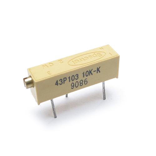 10K-43P103  SPECTROL – Resistor Variable