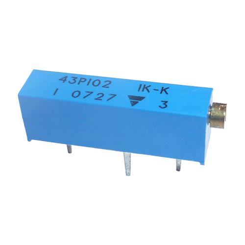 1K-43P102  SPECTROL – Resistor Variable