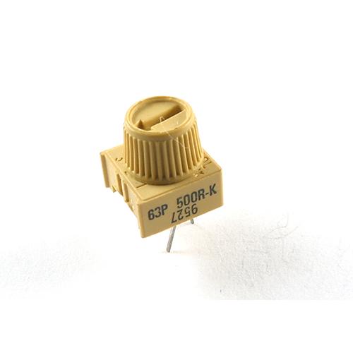 500R-63P-T607-501  SPECTROL – Resistor Variable