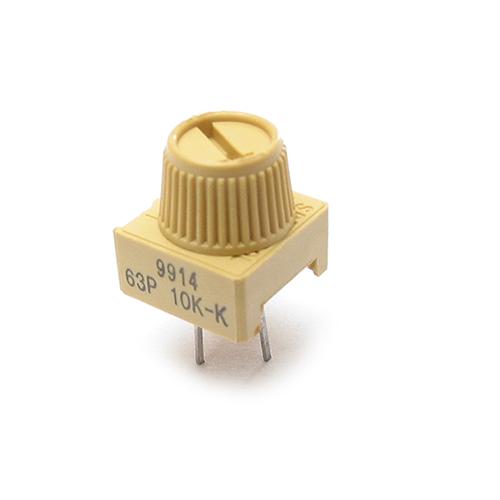 10K-63P-T607-103  SPECTROL – Resistor Variable
