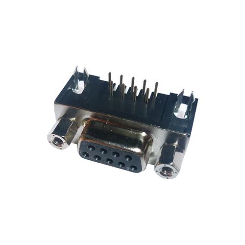 DB9H SOCKET PCB=XM3B-0942-112L OMRON