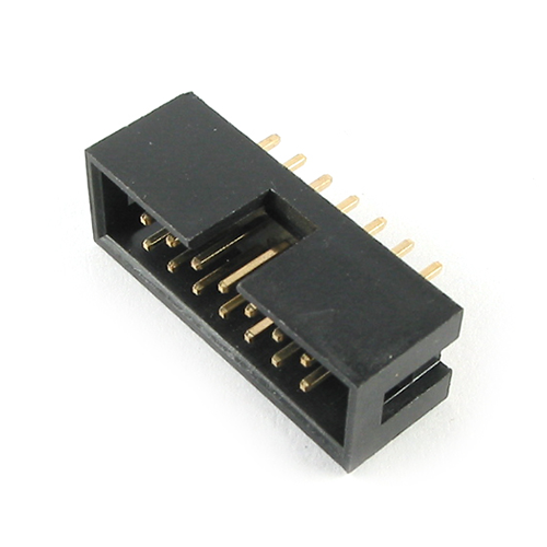 14PIN BOX HEADER STRAIGHT CH87142H100