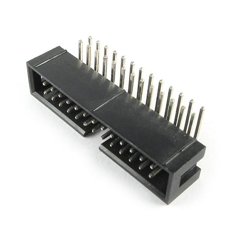 26PIN BOX HEADER RIGHT ANGLE CH87261H100