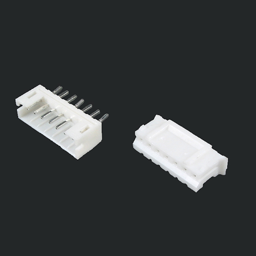 7PIN HEADER CONNECTOR STRAIGHT CI0107P1V00