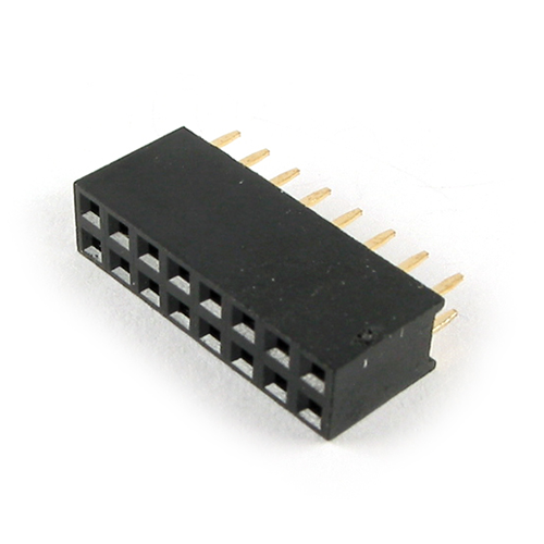 16PIN D MOUNT CONNECTOR STRAIGHT FHDS-16G1