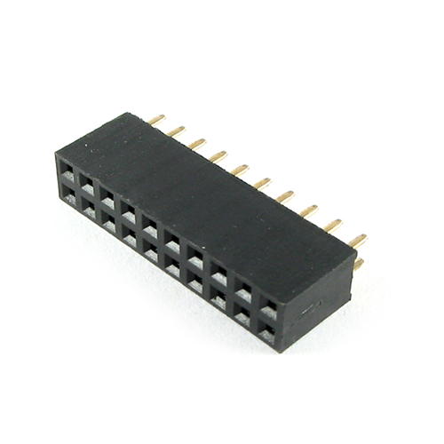 20PIN D MOUNT CONNECTOR STRAIGHT FHDS-20G1