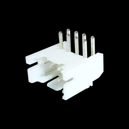 8PIN HEADER CONNECTOR RIGHT ANGLE CI0108P1HD0 DUAL
