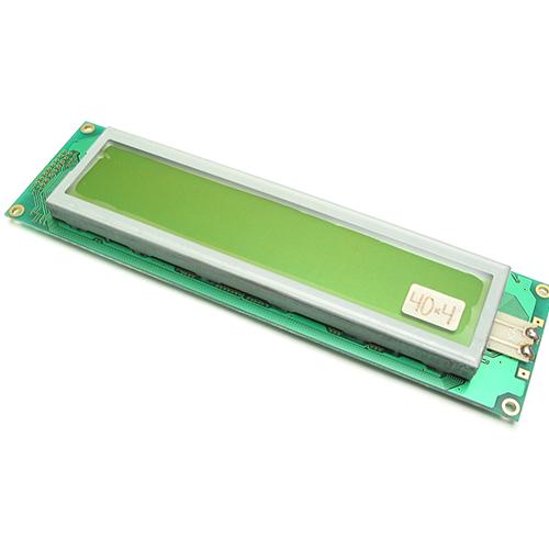 LCD 40×4 – WMC4004M1YLY