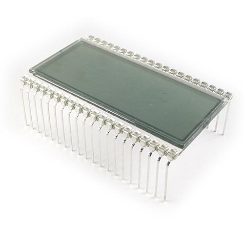 LCD 3.5 digit – WK-TP2767-RG WINTEK