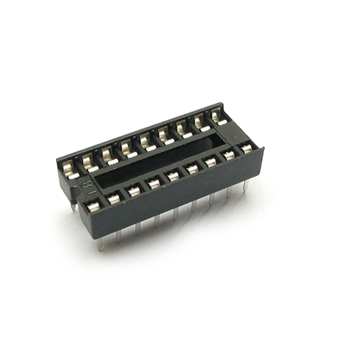 18P IC Socket 300 mil