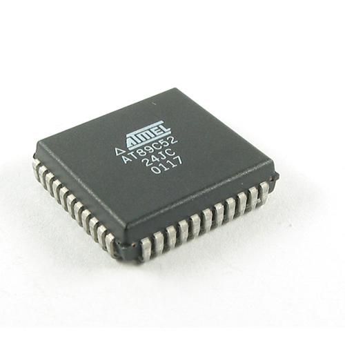 AT89C52-24JC PLCC ATMEL