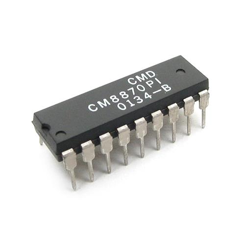 CM8870PI=MT8870 –  CMD