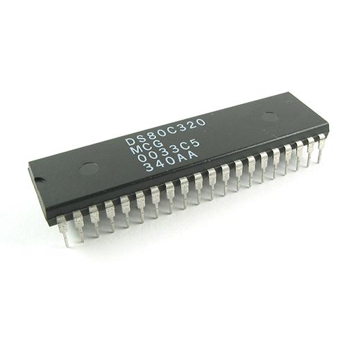 DS80C320MCG DALLAS